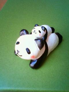 親子panda