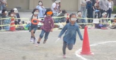 幼稚園運動会2014⑥