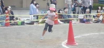 幼稚園運動会2014⑦