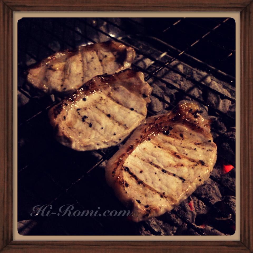 BBQ バーベキュー アメリカン チキン