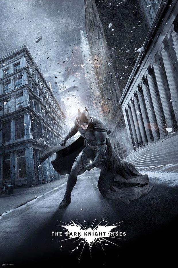 ダークナイトライジング(The Dark Knight Rises)