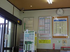 上牧駅03