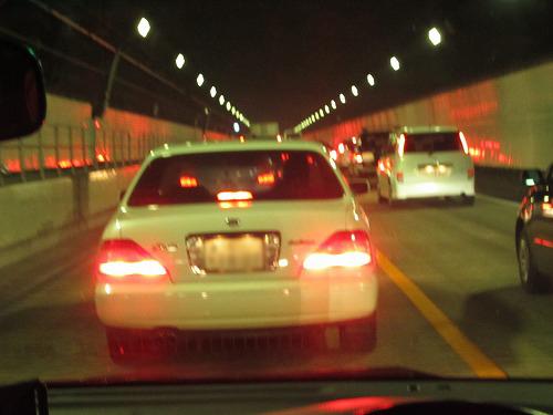 まさかの渋滞~