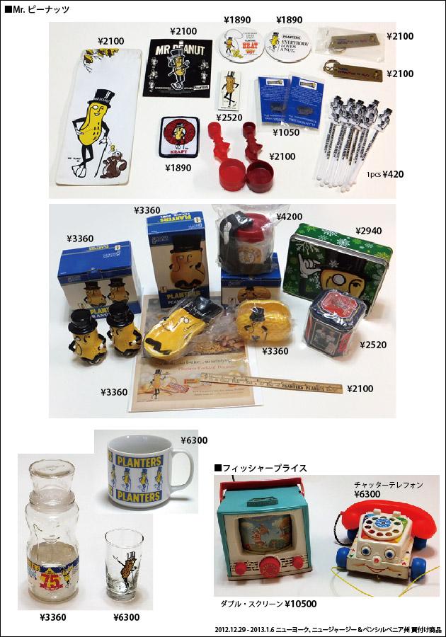 201301 アメリカ買付商品 ヴィンテージ MR.ピーナッツ フィッシャープライス チャッターテレフォン