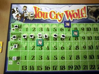 ユー・クライ・ウルフ 犬は8匹いると思ったのに…