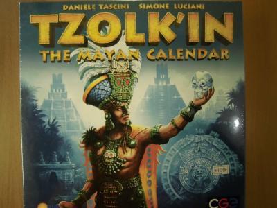 ツォルキン:マヤ神聖歴