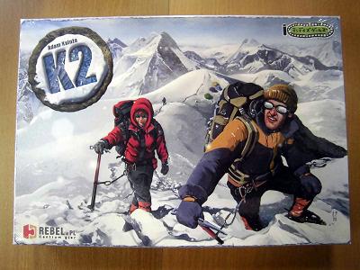 山頂に辿り着けるか? 『K2 日本語版』