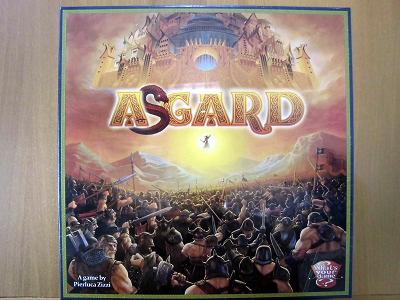アスガルド。神々の戦いを、我々は支援いたしますぞー!