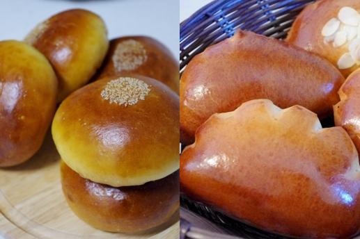 あんパン・クリームパン