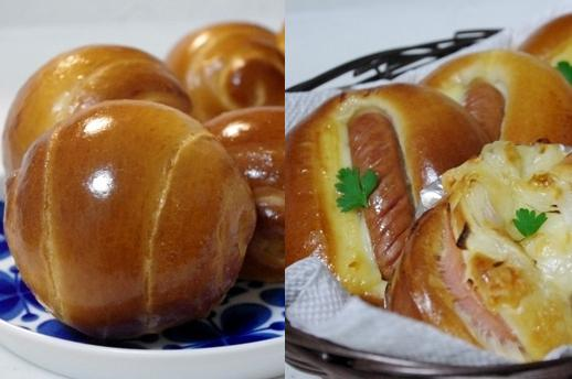 バターロール・総菜パン
