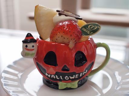 かぼちゃプリン♪