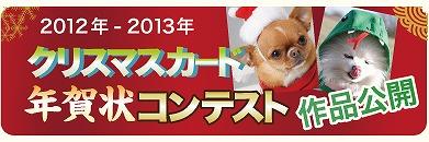 年賀状コンテスト2013