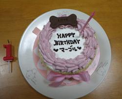 誕生日 (2)