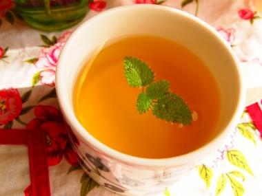 herb tea