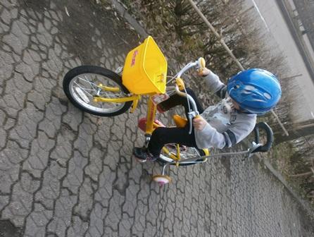 初めてのヘルメット