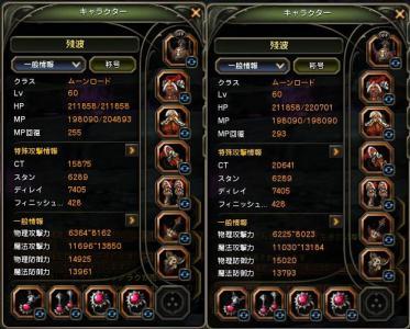 ムンロLv60装備 2013221