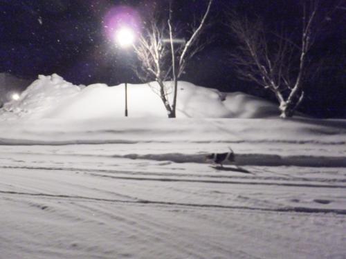 雪降る夜に2