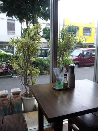 カフェ うむい:店内2