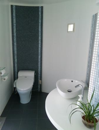シーフォレスト:トイレ内部