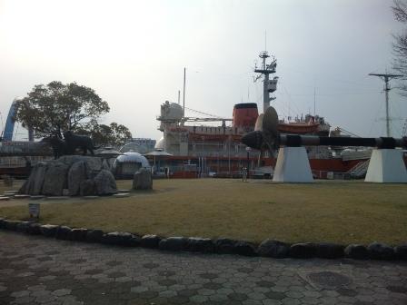 南極観測船 ふじ
