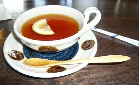 花南:紅茶