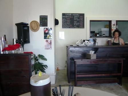 884食堂:店内1