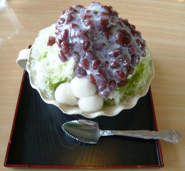 貴クラフ陶&gallery:かき氷