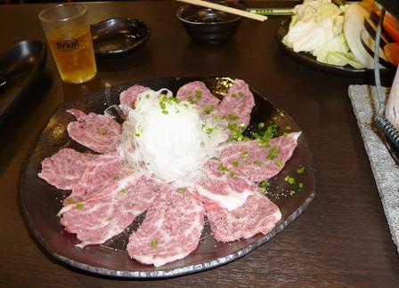 炭火焼き肉やまもと1