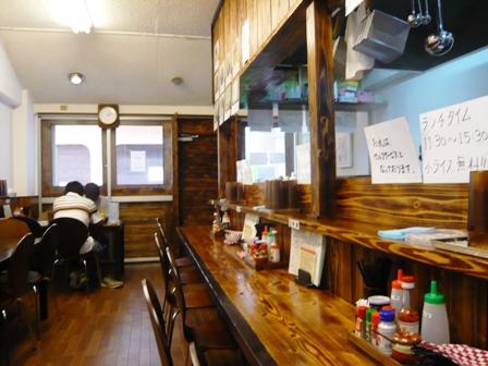 麺屋八重山STYLE:店内1