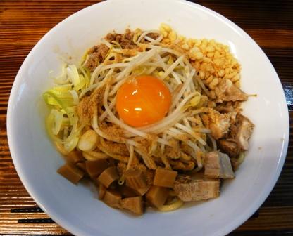 麺屋八重山STYLE:まぜそば