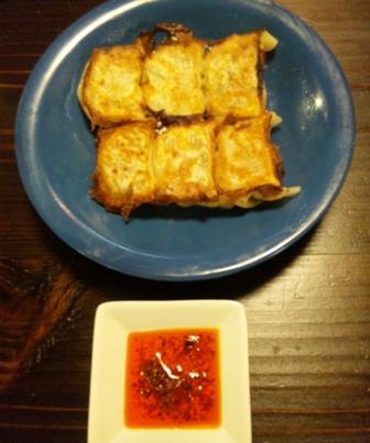 げんき食堂:焼き餃子
