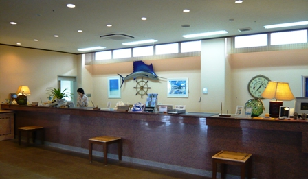 石垣シーサイドホテル:館内2