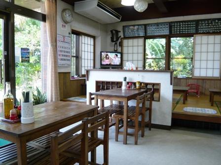 川平公園茶屋:店内2
