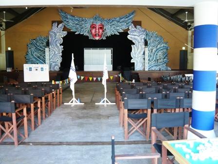 クラブメッド:イベント施設