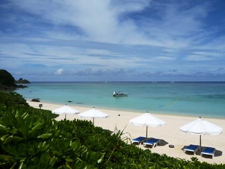 クラブメッド:プライベートビーチ1
