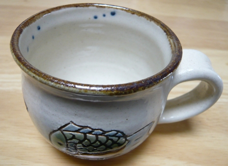 太朗窯:コーヒーカップ
