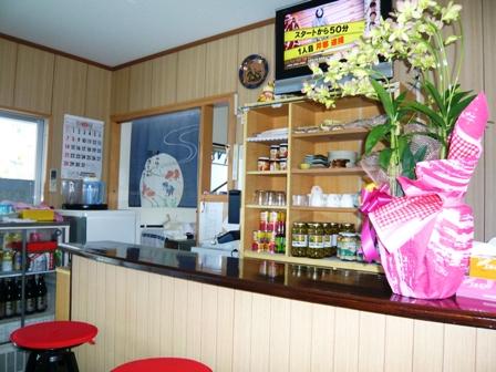沖縄&南米料理もろみや:店内