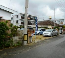 まつむとぅ家:駐車場