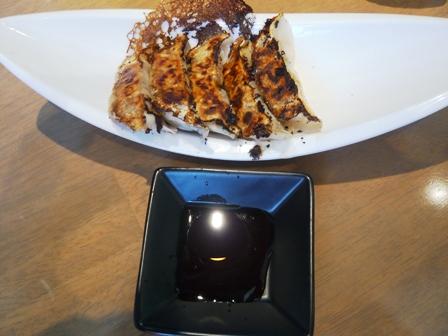麺処 達屋:餃子