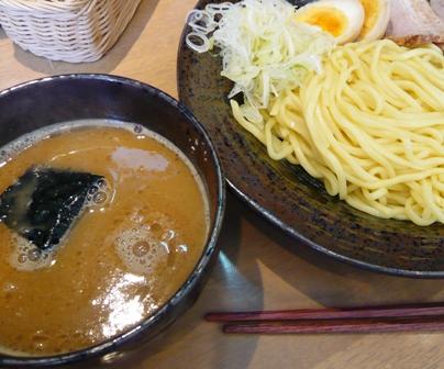 麺処 達屋:つけ麺2