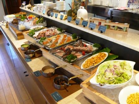 ナチュラ:サラダ・前菜・飲み物ビュッフェ