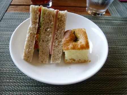 ナチュラ:サンドイッチ、ベーグル