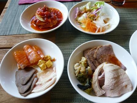 ナチュラ:サラダ、オードブル