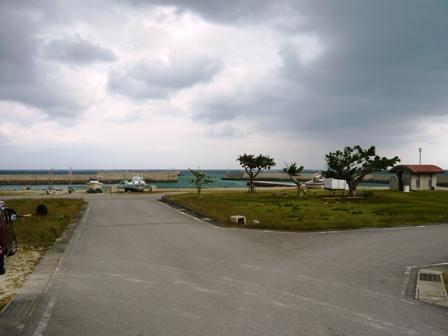 ちゃーがんじゅうー:伊野田漁港