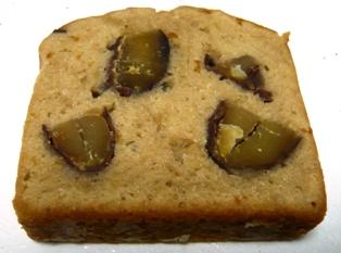こぐまパン:和栗パウンドケーキ2