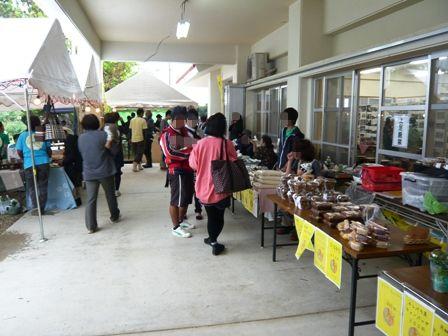 白保ゆらてぃく祭り:食べ物売店2
