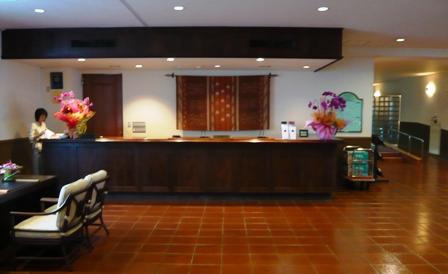 かりゆし倶楽部ホテル石垣島:ホテルエントランス2