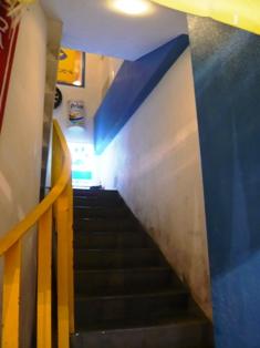 Tora Cafe:玄関2