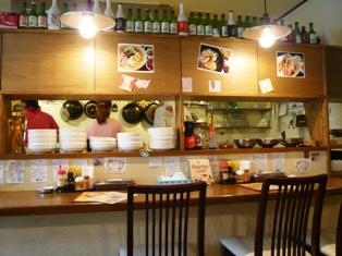 韓国市場:店内2
