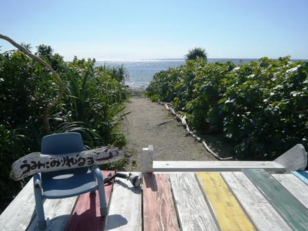 リハロウビーチ:ビーチ1